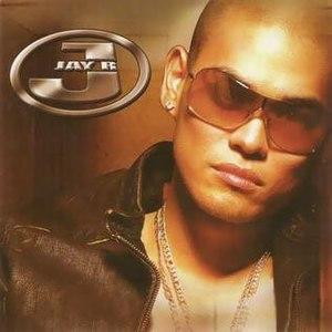 Jay R (album) - Image: Jay R album cover front