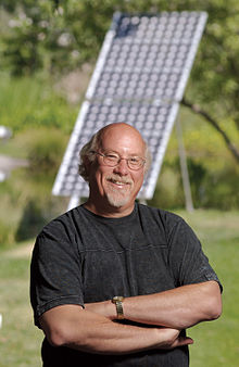 John Schaeffer, environmentalist, president and founder of Real Goods, Real Goods Solar and the Solar Living Institute.