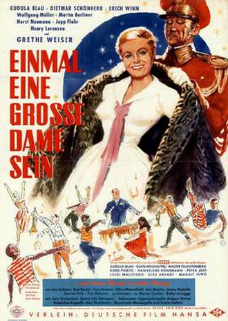 Just Once a Great Lady (1957 film) - Image: Just Once a Great Lady (1957 film)