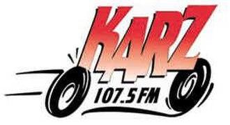KNSG (FM) - Station logo