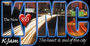 KJMC - Image: KJMC K Jam 89.3 logo Edited