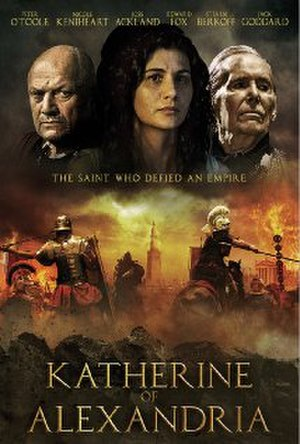 Decline of an Empire - Image: Katherine of Alexandria
