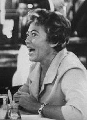Ketti Frings - Frings in May 1958