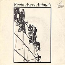 Kevin Ayers - Animals single.jpg