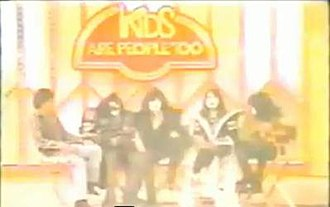 Eric Carr - Eric Carr being introduced as a Kiss member on Kids Are People Too!