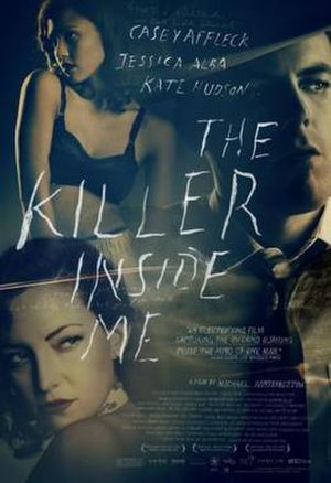The Killer Inside Me (2010 film) - Theatrical release poster