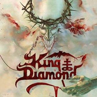 House of God (album) - Image: King Diamond House Of God
