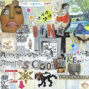 Gink Scootere - Image: Kingcreosote ginkscootere
