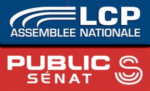 La Chaîne parlementaire - Image: LCP Public Senat