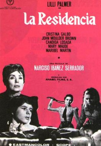 The House That Screamed (1969 film) - Spanish theatrical release poster