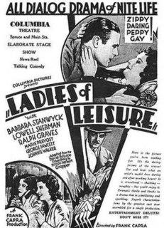 1930 film by Frank Capra