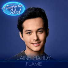 Flame (Laine Hardy song) - Wikipedia