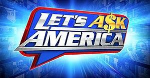 Let's Ask America - Image: Letsaskamericatitlec ard