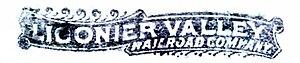 Ligonier Valley Railroad - Image: Ligonier Valley Railroad Logo