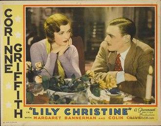 Lily Christine - Image: Lily Christine