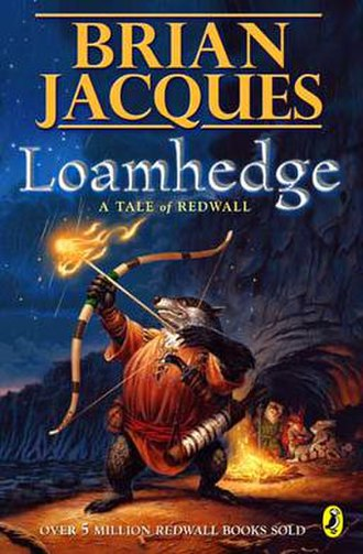 Loamhedge - UK first edition cover