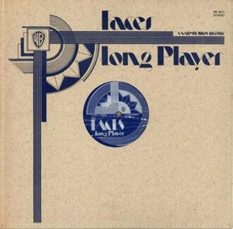 Long Player (album) - Image: Long Player (Faces album cover art)