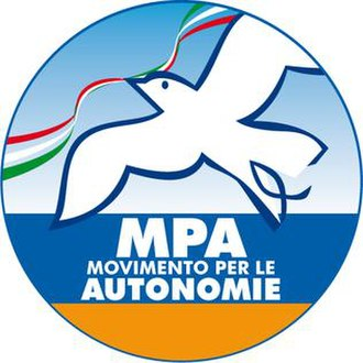 Movement for the Autonomies - Image: MOVIMENTO PER LE AUTONOMIE 3