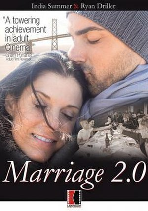 Marriage 2.0 - Image: Marriage 2.0 poster