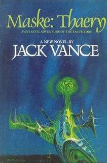 <i>Maske: Thaery</i> novel by Jack Vance