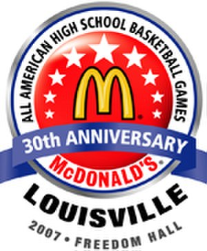 2007 McDonald's All-American Boys Game - Image: Mc Donald's 07
