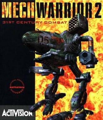 MechWarrior 2: 31st Century Combat - Image: Mech Warrior 2 cover