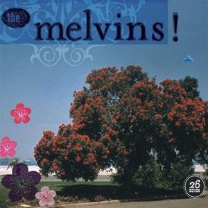 Melvins! (album) - Image: Melvins 26songs