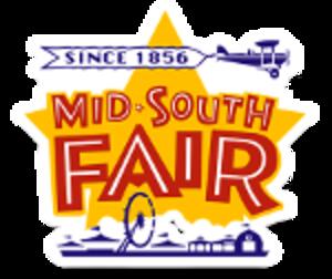 Mid-South Fair - Image: Mid South Fair Logo