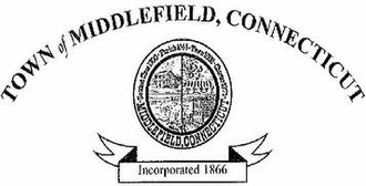 Middlefield, Connecticut - Image: Middlefield C Tseal