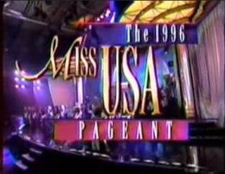 Miss USA 1996