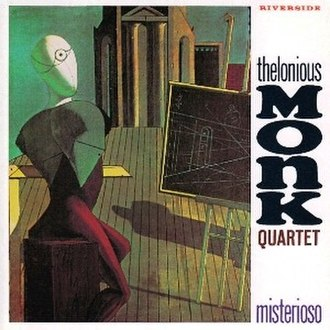 Misterioso (Thelonious Monk album) - Image: Misterioso