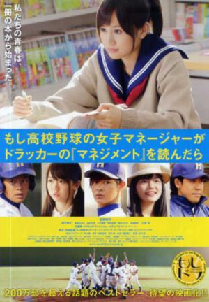 Moshidora (film) - Poster advertising Moshidora in Japan