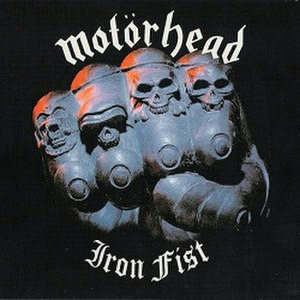 Iron Fist (album) - Image: Motörhead Iron Fist (2005)