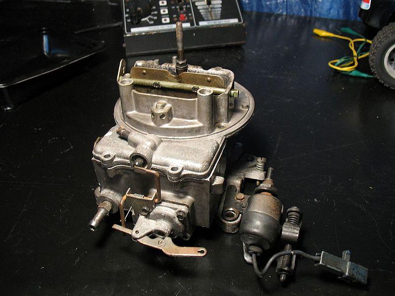 Motorcraft Carburetors