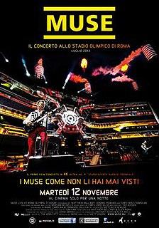 <i>Live at Rome Olympic Stadium</i>