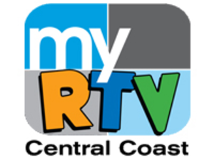 "KEYT-TV - ""My RTV"" logo, used from 2009 to 2017"