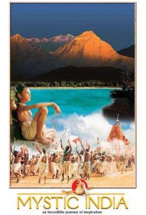 Mystic India - Mystic India poster