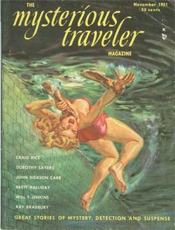 The Mysterious Traveler - Wikipedia