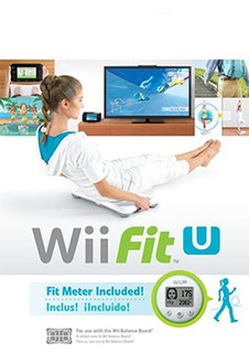<i>Wii Fit U</i> 2013 video game