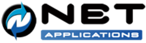 Net Applications - Image: Net Applications logo