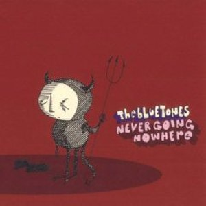 Never Going Nowhere - Cover of second CD.