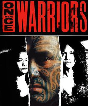 Once Were Warriors (film) - Theatrical release poster