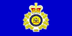 Quebec Biker war - Image: Ontario Provincial Police logo