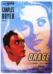 Orage 1938 filmposter.jpg