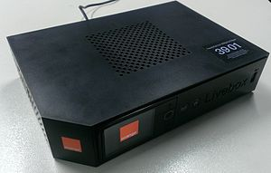 Orange Livebox - Livebox Pro
