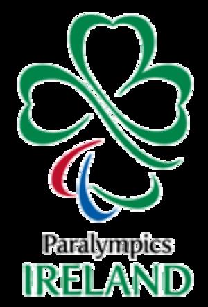 Paralympics Ireland - Image: Paralympics Ireland logo