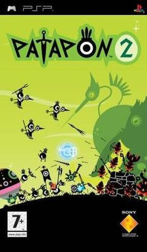 Patapon 2 - Image: Patapon 2Box