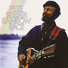 Image result for pete seeger rainbow race album