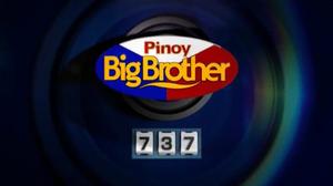 Pinoy Big Brother: 737 - Image: Pinoy Big Brother 737 logo