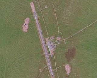 Polyarny Airport airport in Russia